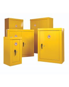 Hazardous Storage Security Cupboards