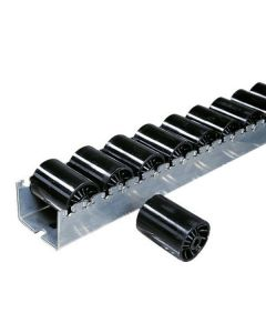 Heavy Duty Roller Tracks with PVC Rollers