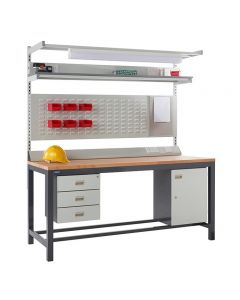 Heavy Duty Industrial Workbenches