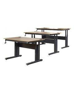Summit Height Adjustable Office Desks