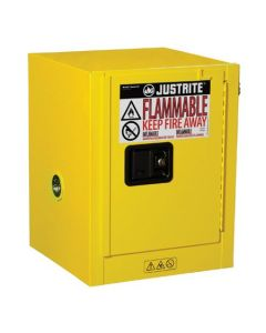 Justrite Countertop Hazardous Storage Cabinets