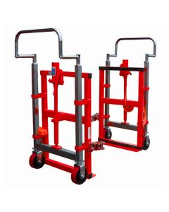 1800kg capacity Large Load Movers with Automatic Lift