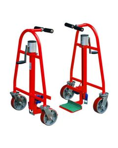 Large Load Movers with Manual Lift (Pair)