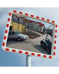 View-Mider Acrylic Traffic Mirrors