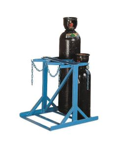 Low Height Cylinder Storage Stands