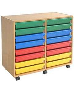 Monarch 16 A3 Tray Mobile Art Storage Unit