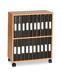 Monarch 20 Compartment A4 Ring Binder Unit - Mobile