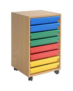 Monarch 8 Tray A3 Art Storage Unit