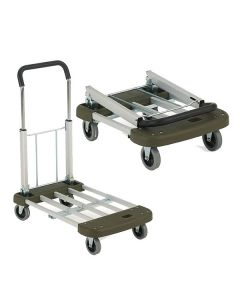 150 kgs Multi Position Trolley with Protection Buffers