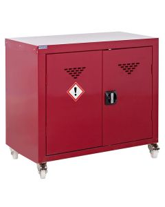Agrochemical and Pesticide Storage Mobile Cupboards