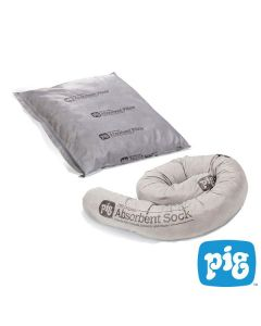 Pig® Absorbent Socks and Pillows