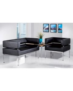 Benotto Faux Leather Reception Tub Seating 24hr Delivery