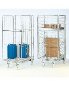 Demountable Roll Cages - 500kg