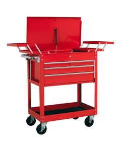 Sealey Heavy Duty Trolley with Cantilever Trays - 150kg