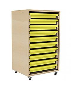 single-column-a3-art-storage-unit-with-10-gratnells-trays
