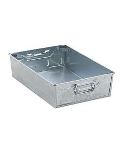 Galvanised Steel Tote Pans - Small Parts