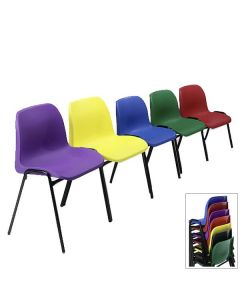 Stacking Classroom Chairs