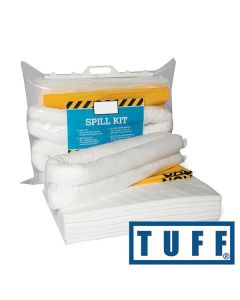 Tuff Clip Close Carrier Spill Kit - Oil Only