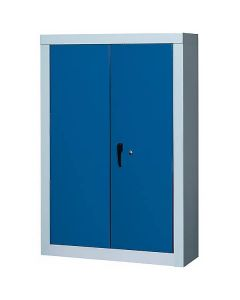 Armour Large Security Storage Cupboard with Three Shelves