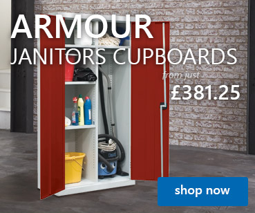 Armour Janitors Cupboards