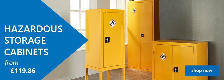 Hazardous Storage Cabinets